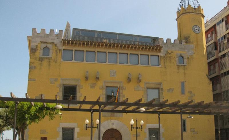 Ajuntament | Hotel Gesòria Porta Ferrada