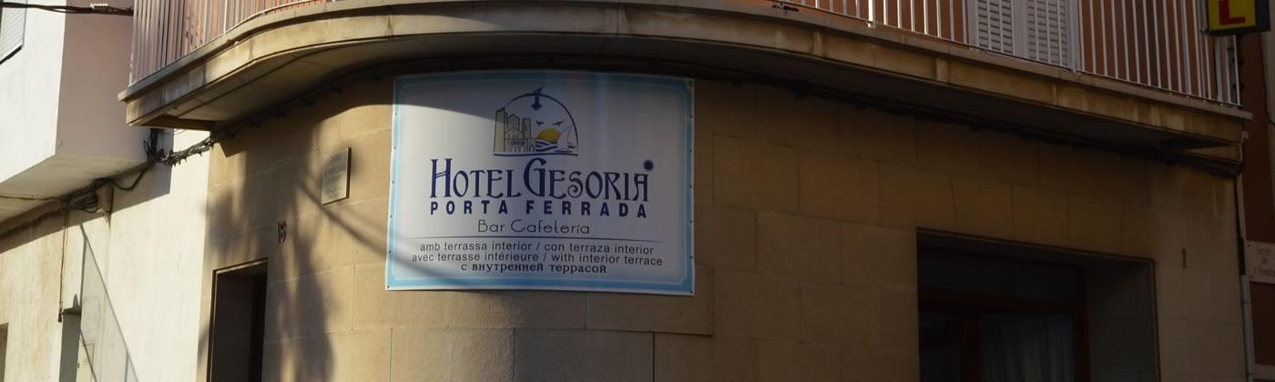 Hotel Gesòria Porta Ferrada | Sant Feliu de Guíxols